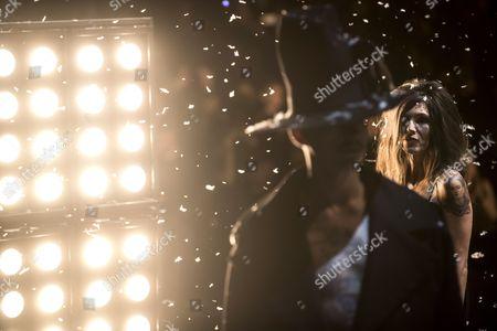 Editorial photo of Esther Perbandt show, Runway, Autumn Winter 2017, Mercedes-Benz Fashion Week, Berlin, Germany - 17 Jan 2017