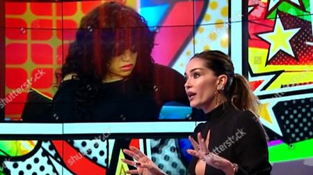 Editorial photo of 'Celebrity Big Brother' TV show, Elstree Studios, Hertfordshire, UK -  17 Jan 2017