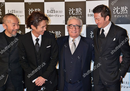 Martin Scorsese, Shinya Tsukamoto, Yosuke Kubozuka, Tadanobu Asano