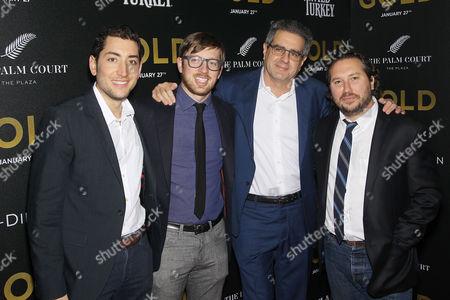 Guest, Ben Stillman, Michael Nozik, Teddy Schwarzman (Producers)