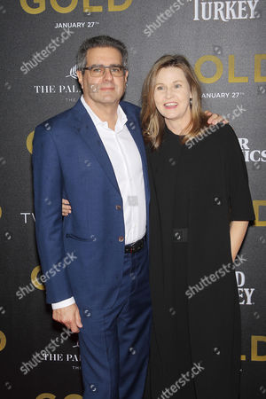 Michael Nozik (Producer) with wife
