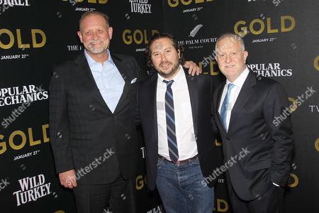 Patrick Massett (Writer), Teddy Schwarzman (Producer), John Zinman (Writer)