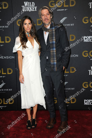 Minnie Mortimer and Stephen Gaghan