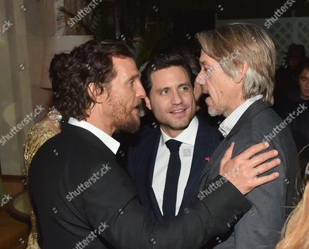 Matthew McConaughey, Edgar Ramirez, Stephen Gaghan