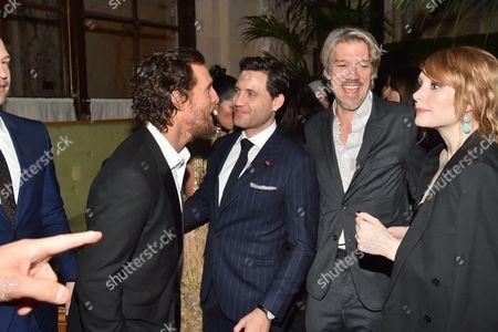 Matthew McConaughey, Edgar Ramirez, Bryce Dallas Howard, Stephen Gaghan