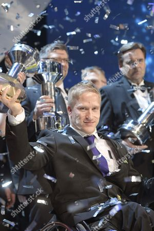 Leo-Pekka Tahti, Finland's athlete of the year