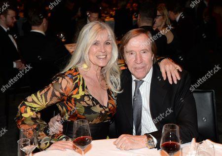 Elvira and Gunter Netzer