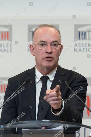 Deputy Hugues Fourage
