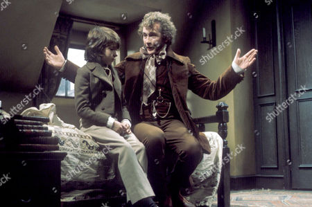 'Dickens of London'   TV Simon Bell and Roy Dotrice