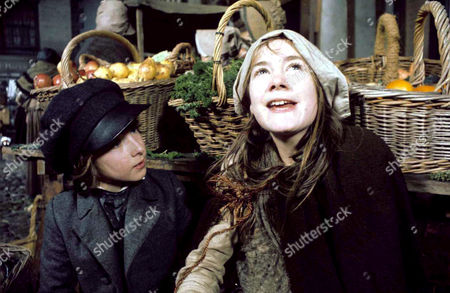 'Dickens of London'   TV Simon Bell and Lynsey Baxter