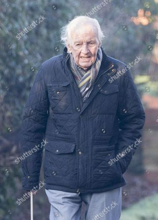 Stock Picture of Frank Bough