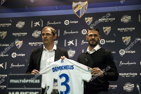 Martin Demichelis and Francesc Arnau