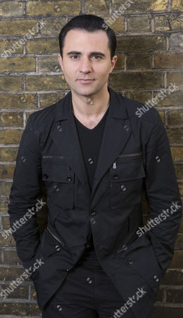 Darius Campbell, singer-songwriter, and West End stage actor