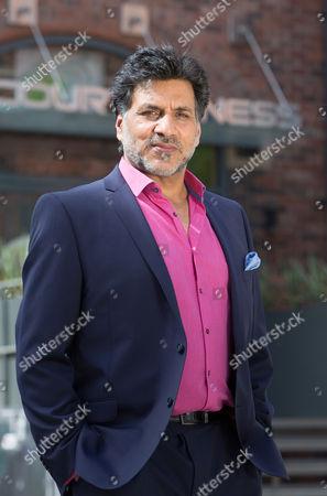Marc Anwar, plays Sharif Nazir