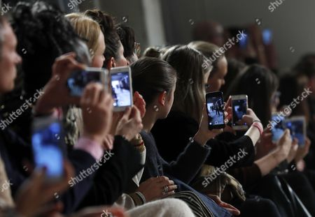 Editorial image of Laurel - Runway - Mercedes-Benz Fashion Week Berlin FW 2017/18, Germany - 18 Jan 2017