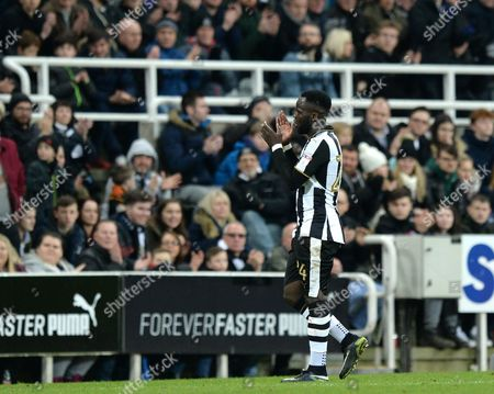 Editorial photo of Football - The Emirates FA Cup 2016/17 Third Round Replay Newcastle United v Birmingham City St. James' Park, Barrack Rd, Newcastle upon Tyne, United Kingdom - 18 Jan 2017