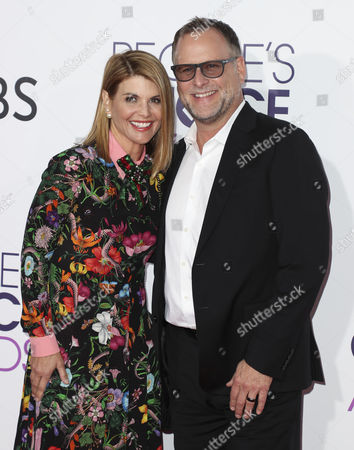Lori Loughlin and Dave Coulier