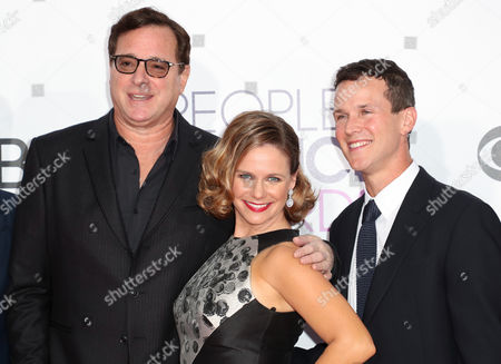 Bob Saget, Andrea Barber and Scott Weinger
