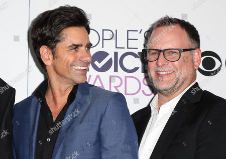 John Stamos and Dave Coulier