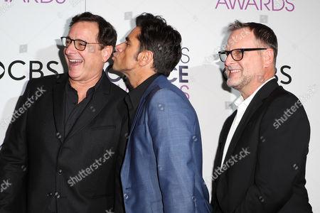 Bob Saget, John Stamos and Dave Coulier