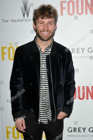 Editorial picture of 'The Founder' film screening arrivals, New York, USA - 18 Jan 2017