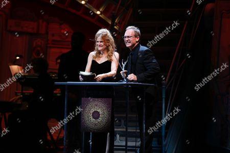 Editorial image of Ovation Awards, Los Angeles, USA - 17 Jan 2017