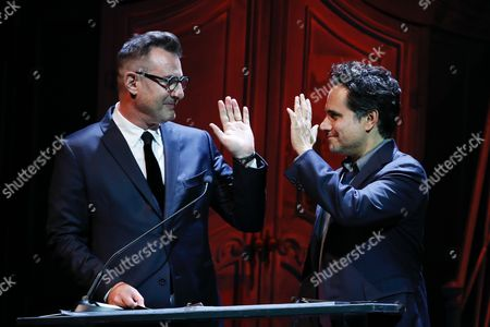 Editorial picture of Ovation Awards, Los Angeles, USA - 17 Jan 2017