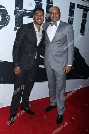 Ritesh Rajan and Ashwin Rajan