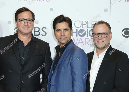 Bob Saget, Dave Coulier and John Stamos