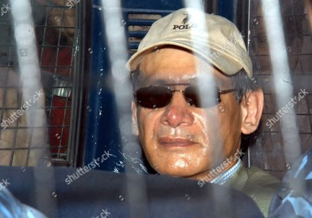 French Charles Sobhraj 60 Alleged Killer of Dozens of Tourists Across Asia On His Way out From the District Court at a Police Vehicle After His Final Verdict in Kathmandu Nepal On Thursday 12 August 2004 Kathmandu District Court On Thursday Gave Sobhraj a Life Sentence in Prison