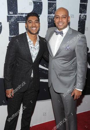 Ritesh Rajan and Ashwio Rajan