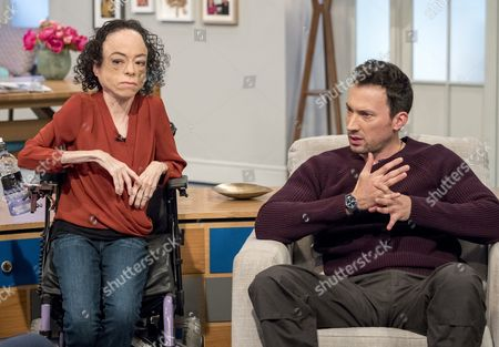 David Caves and Liz Carr