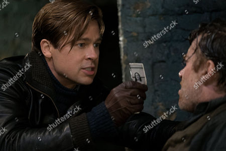Brad Pitt, Thierry Fremont