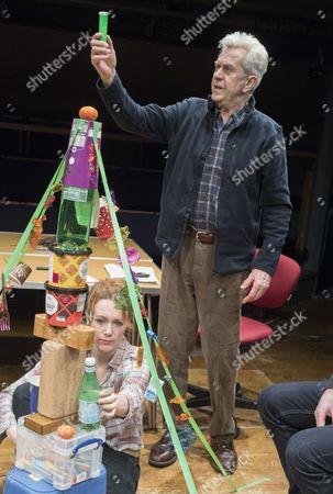 Laura Rogers as Bettina, Nicholas Le Prevost as Rudolph,