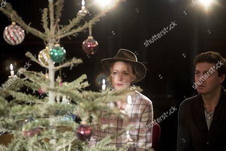 Laura Rogers as Bettina, Dominic Rowan as Albert