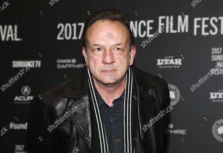 Stock Picture of David Yow