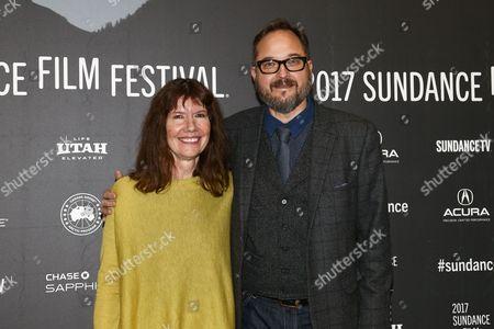 Diane Weyermann, Richard Berge