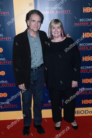 Peter Buffett and Susan Alice Buffett