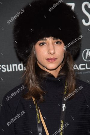 Stock Photo of Producer Solveig Rawas