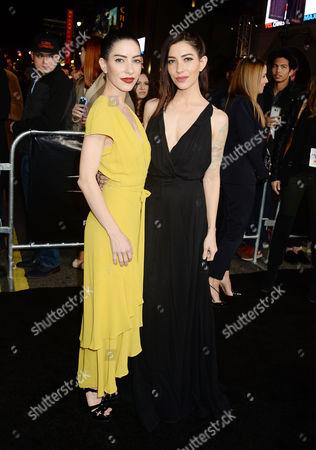The Veronicas - Lisa Origliasso and Jess Origliasso