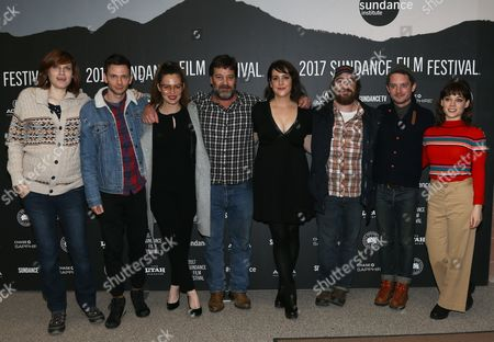 Editorial image of 'I Don't Feel at Home in This World Anymore' premiere, Sundance Film Festival, Park City, Utah, USA - 19 Jan 2017
