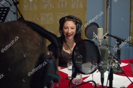 'Headcases'  TV - 2008 -  Behind the scenes, Jess Robinson [impersonator for Amy Whitehouse, Madonna and Jordan]
