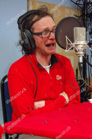 Stock Image of 'Headcases' TV - 2008 - Simon Munnery, impersonator