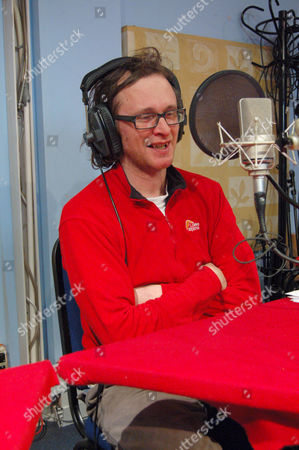 Stock Image of 'Headcases'  TV - 2008 -  Simon Munnery, impersonator.