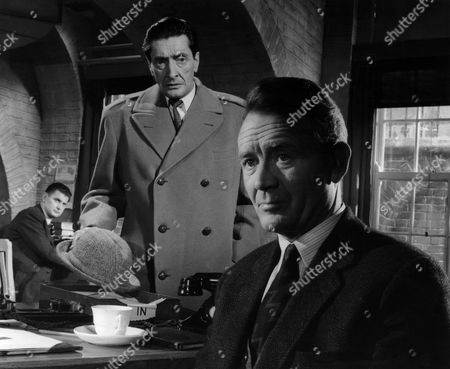 'Tiger Bay' - George Selway, (Background), Anthony Dawson, John Mills