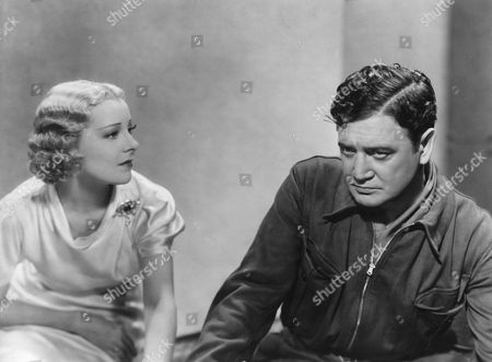 'Transatlantic Tunnel' -  Madge Evans and Richard Dix
