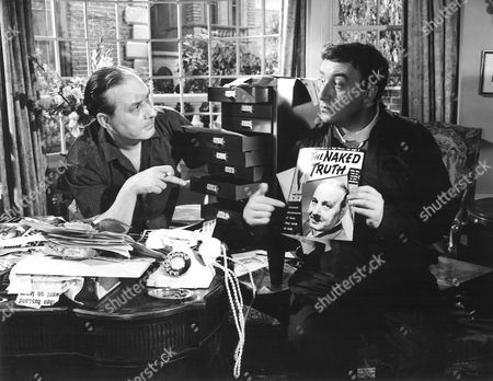 'The Naked Truth' - Terry Thomas and Peter Sellers