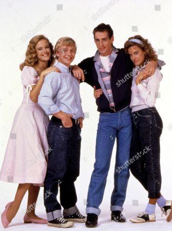 'Mischief' - Kelly Preston, Doug McKeon, Chris Nash and Catherine Mary Stewart