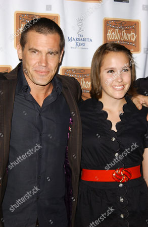 Josh Brolin and daughter Eden