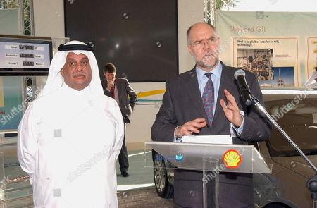 Editorial picture of Qatar Oil - Nov 2005